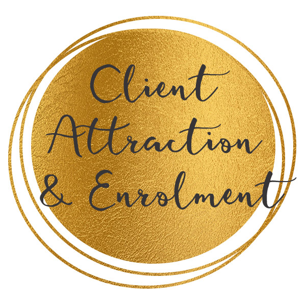 Client Attraction and Enrolment