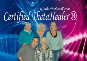 Advanced Theta Healing Class October 2013