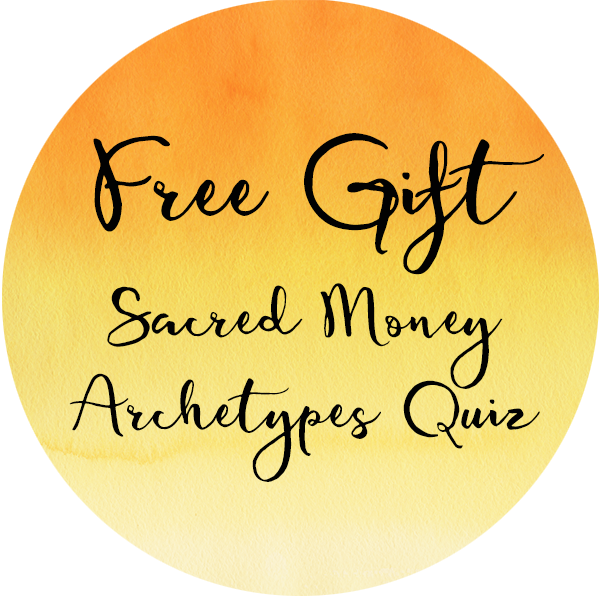 Sacred Money Archetypes Quiz from Kimberley Lovell