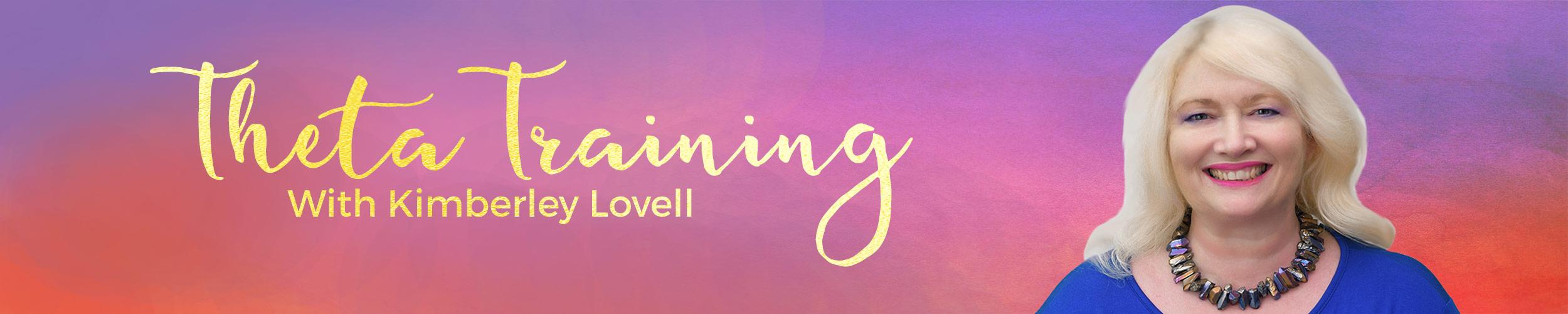 Theta Training with Kimberley Lovell