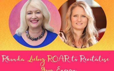 ROAR Your Body To Revitalised Energy