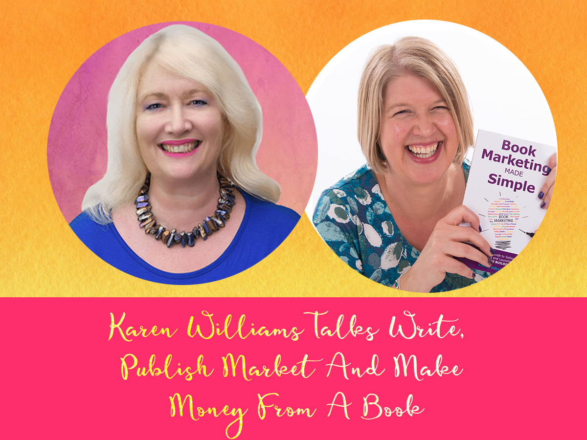 Wealthy Business Goddess Podcast Karen Williams