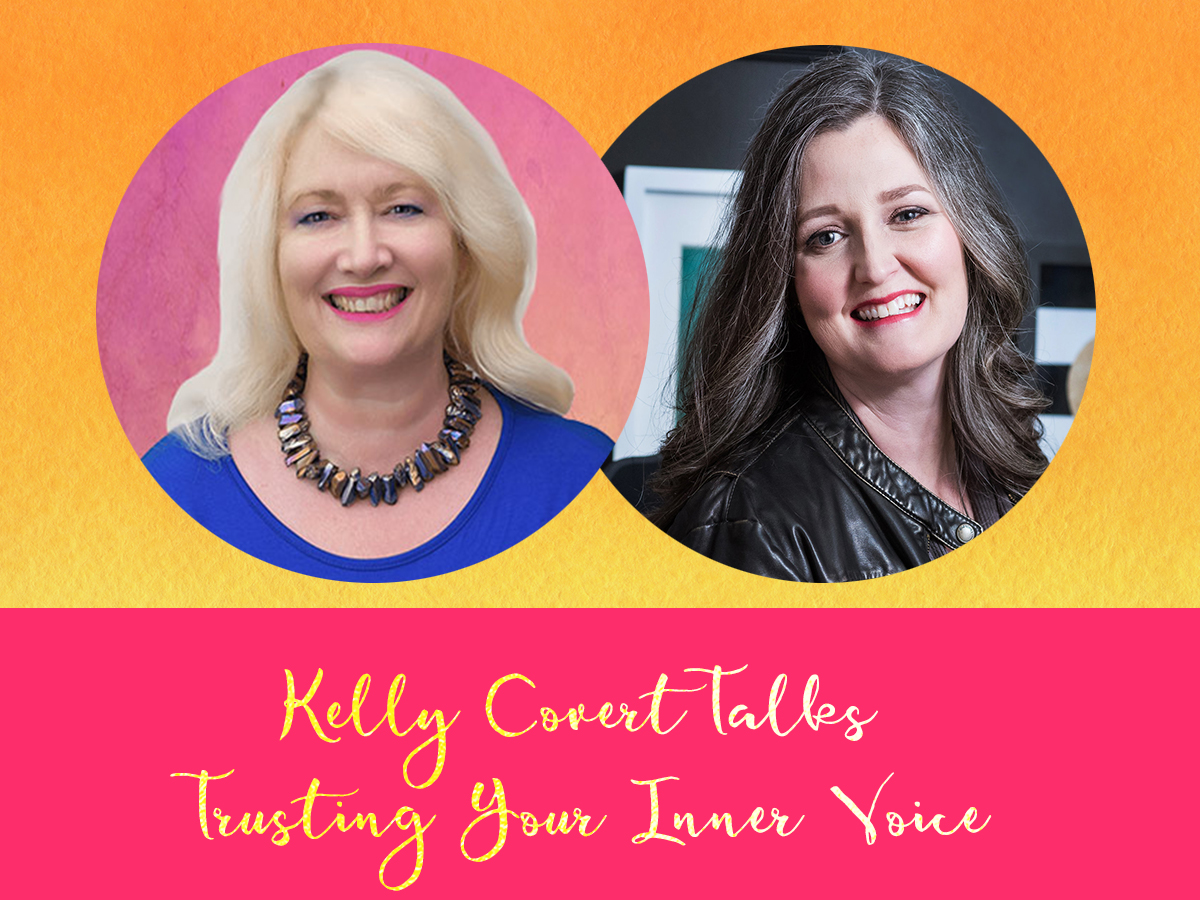 Wealthy Business Goddess Podcast Kelly Covert